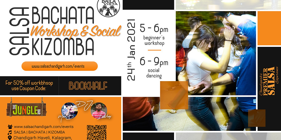 Beginners Workshop & Social | The Jungle Bar