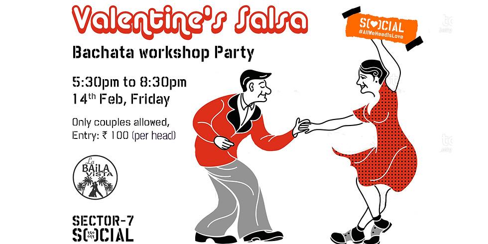 Valentine's day - Bachata workshop & Party