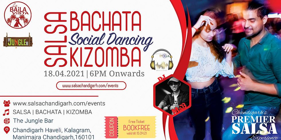 Chandigarh's Salsa/Bachata Social (party)