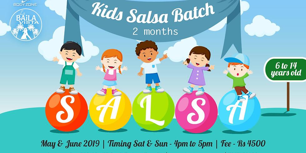 Kids Weekend Salsa Batch