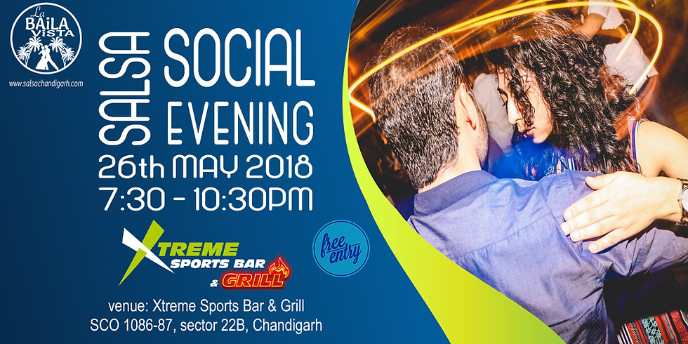Chandigarh Salsa Social   Xtreme Sports Bar & Grill
