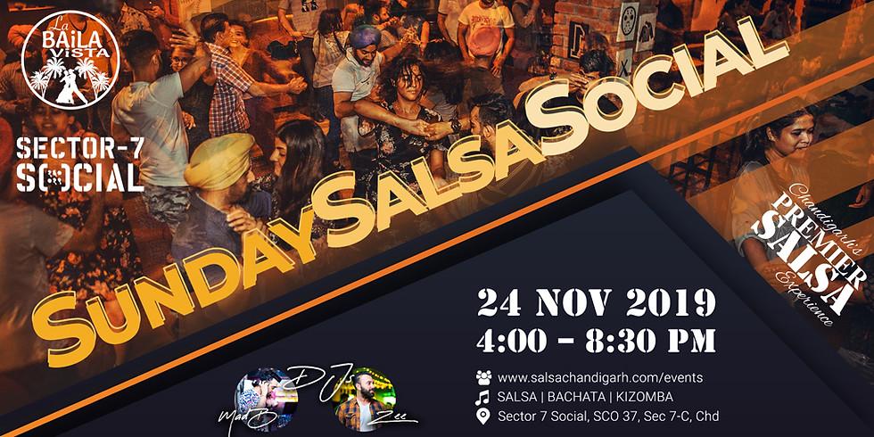 Chandigarh Salsa Social | Sector 7 Social