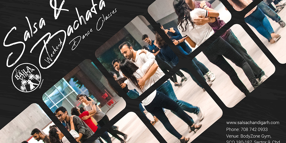 New Salsa & Bachata Batch Starting August 3rd 2019