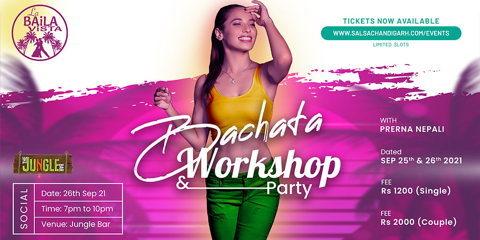 Bachata Workshop & Party