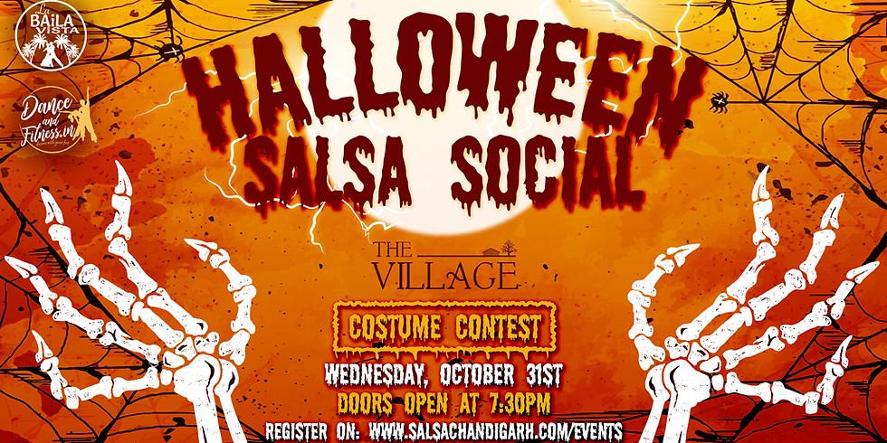 Halloween Salsa Social