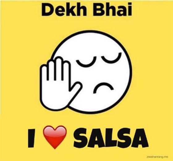 Dekh Bhai - Salsa Style