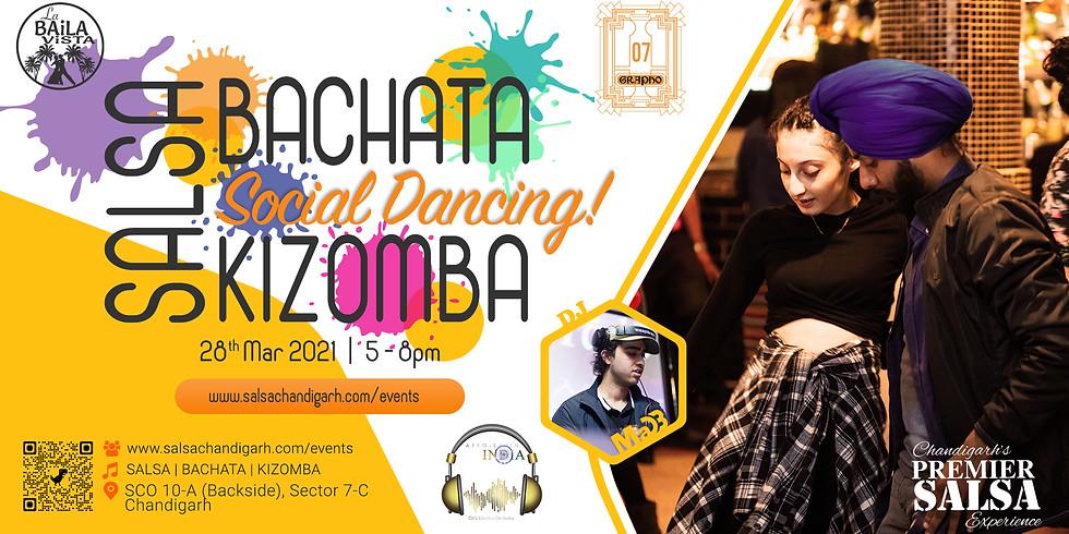 Pre Holi Salsa/Bachata Social (party)