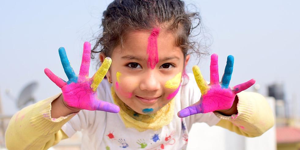 Samedi de 8h30 à 10h00-Cours de peinture pour les jeunes de 6-14 ans et plus.