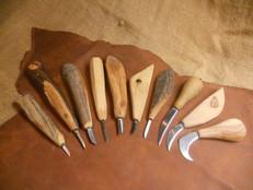 Nože broušené z HSS oceli