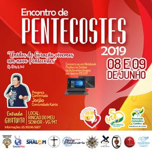 Encontro de Pentecostes!