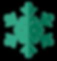 Green Snowflake