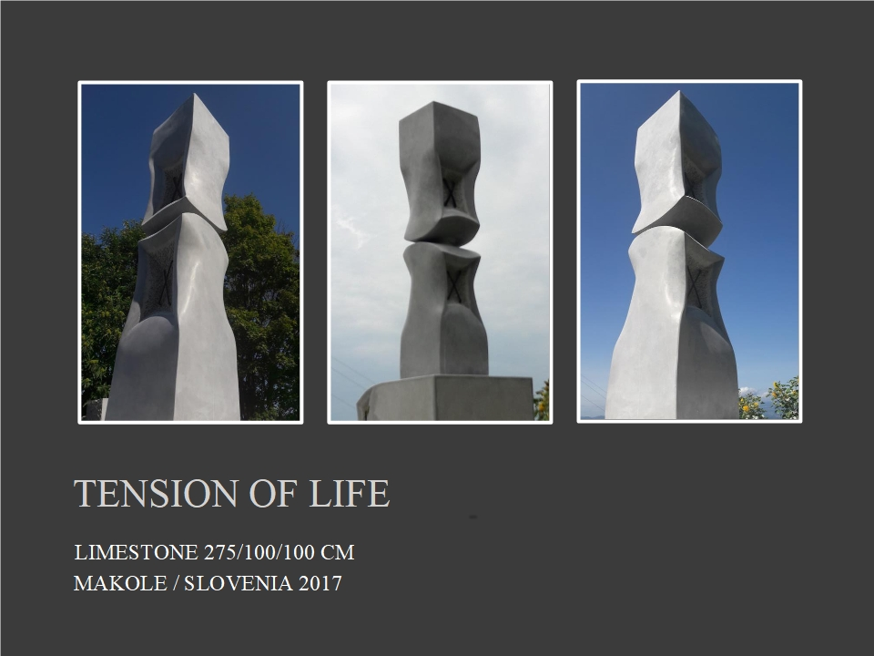 TENSION OF LIFE