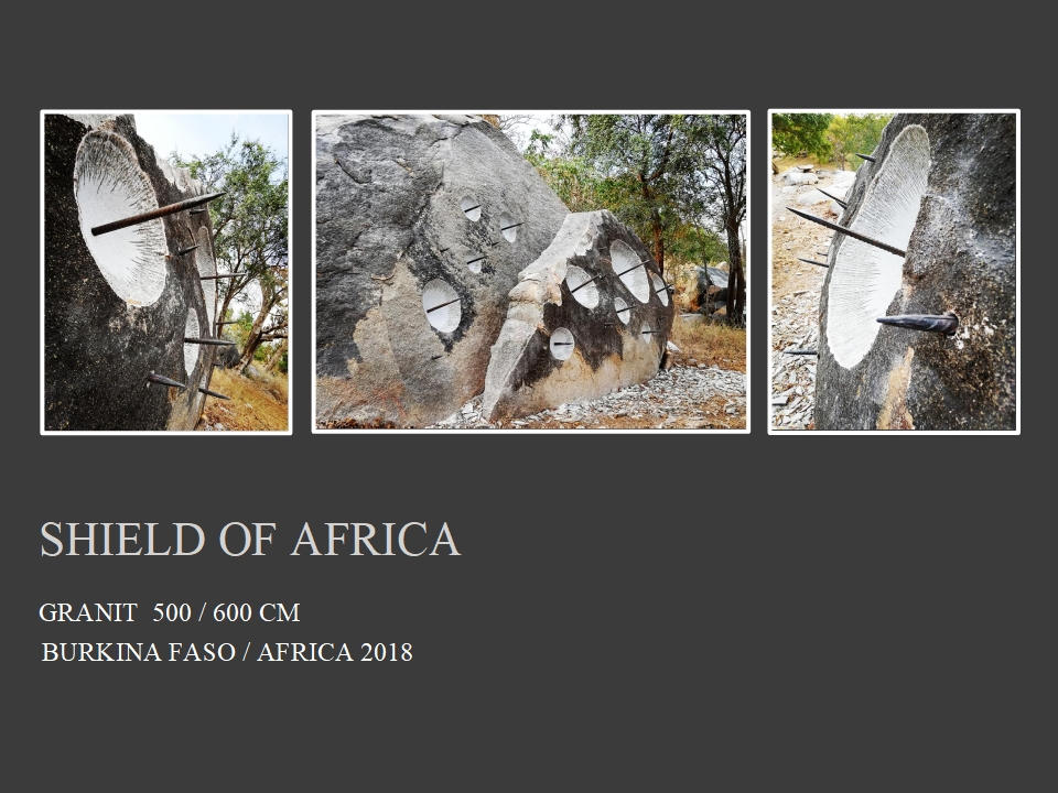 SHIELD OF AFRICA