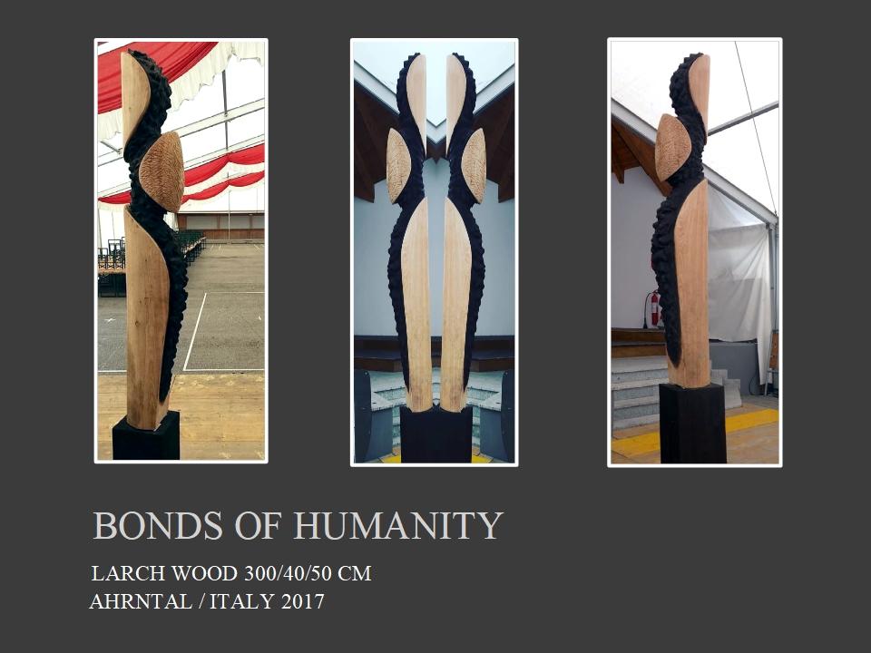 BONDS OF HUMANITY