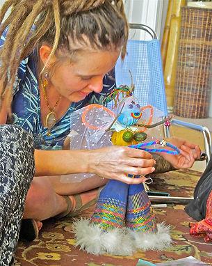 expressive arts, art theraphy, kachinas spirit keepers