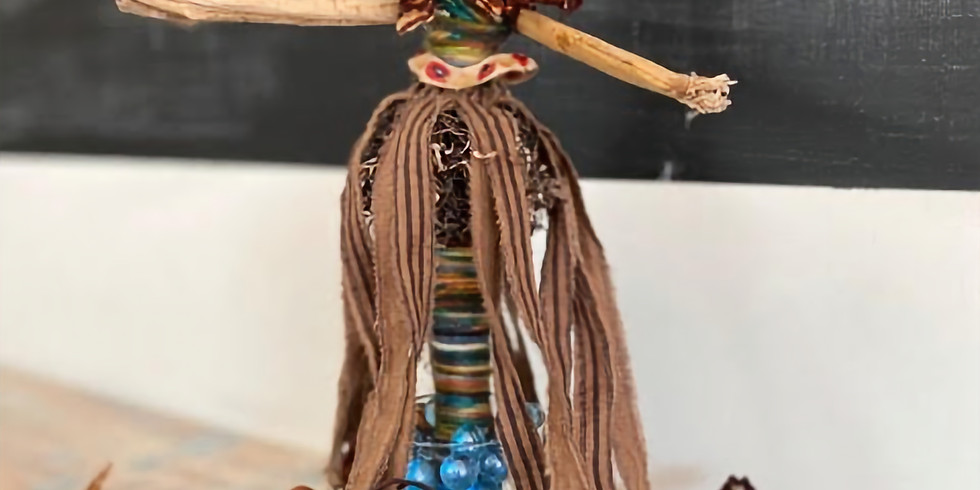 Create Your Own Kachina Spirit Keeper With Lali Mitchell