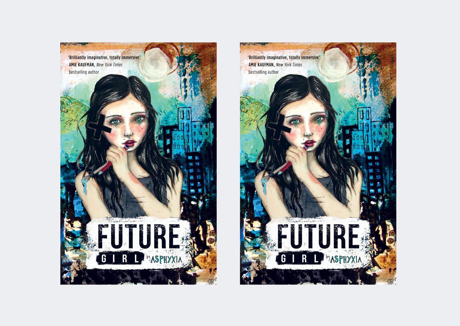 2020 AU - Future Girl