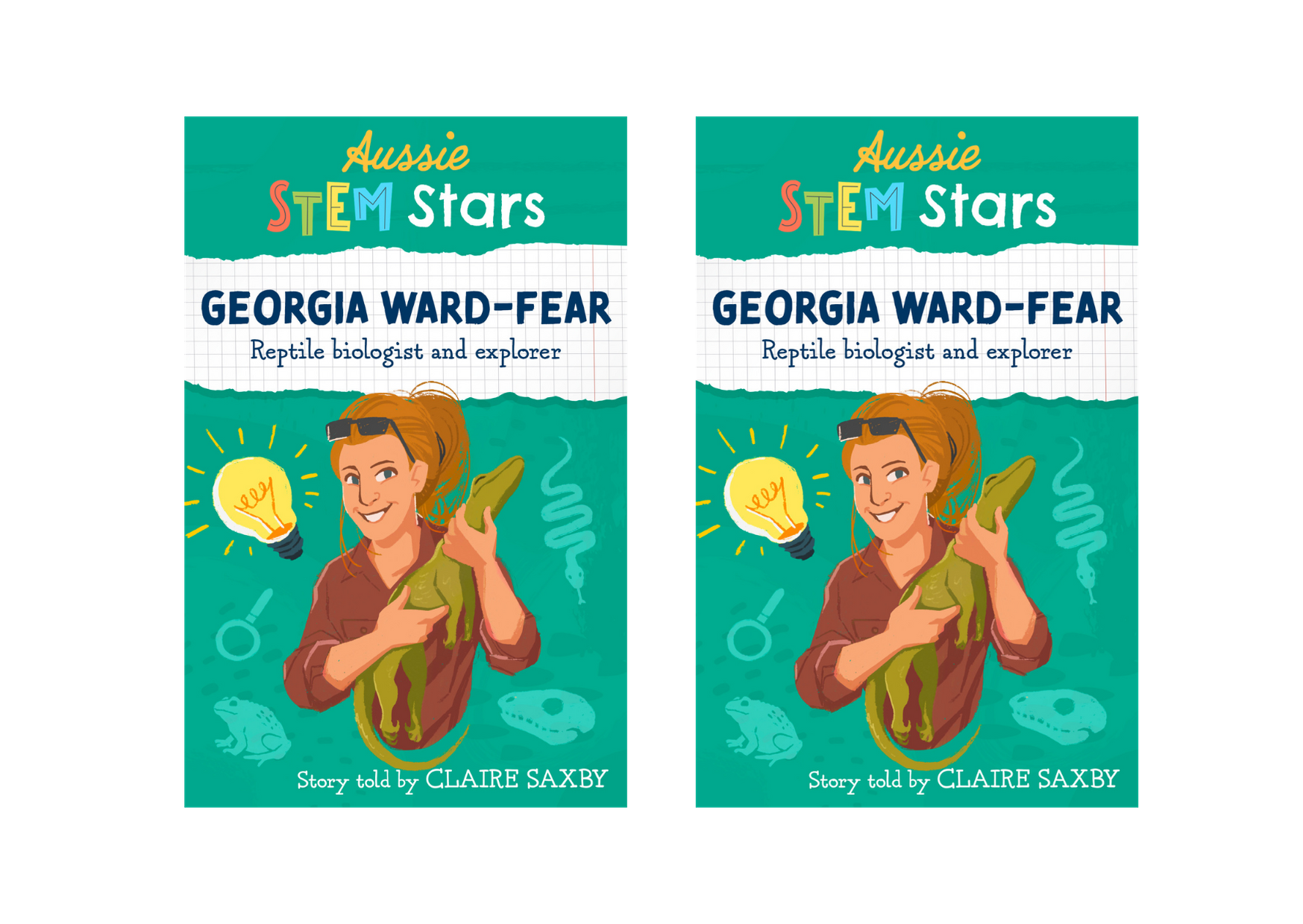 Aussie Stem Star Georgia Ward-Fear
