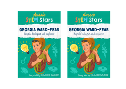 Aussie Stem Star Georgia Ward-Fear