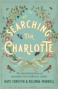 Searching for Charlotte_high res cover.j
