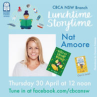 Storytime Live! Nat Amoore