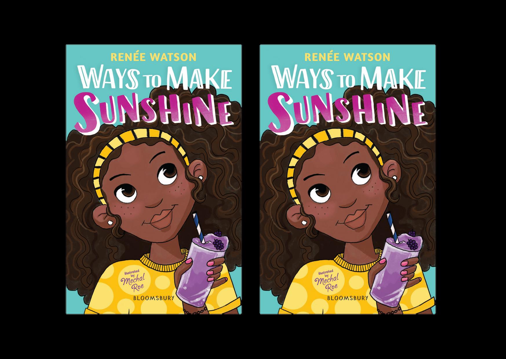 Bloom - Ways to Make Sunshine x2 trans