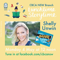 Storytime Live! Shelly Unwin