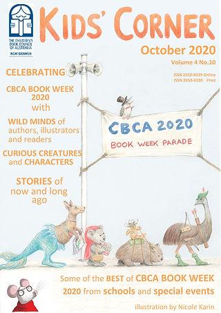 202010 - Kids Corner - October Cover