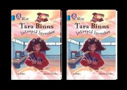 Tara Binns Intrepid Inventor