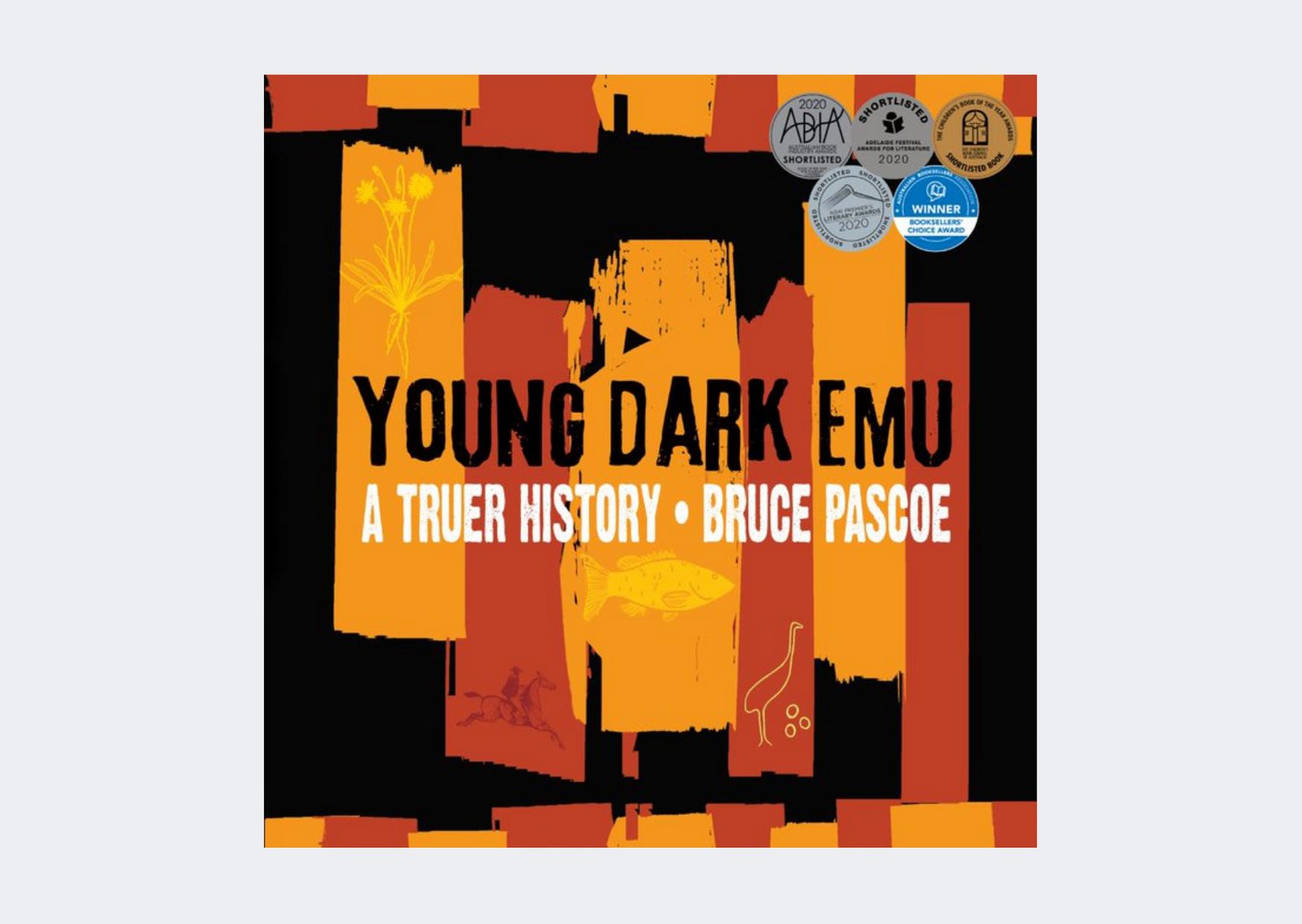 Magabala - Young Dark Emu