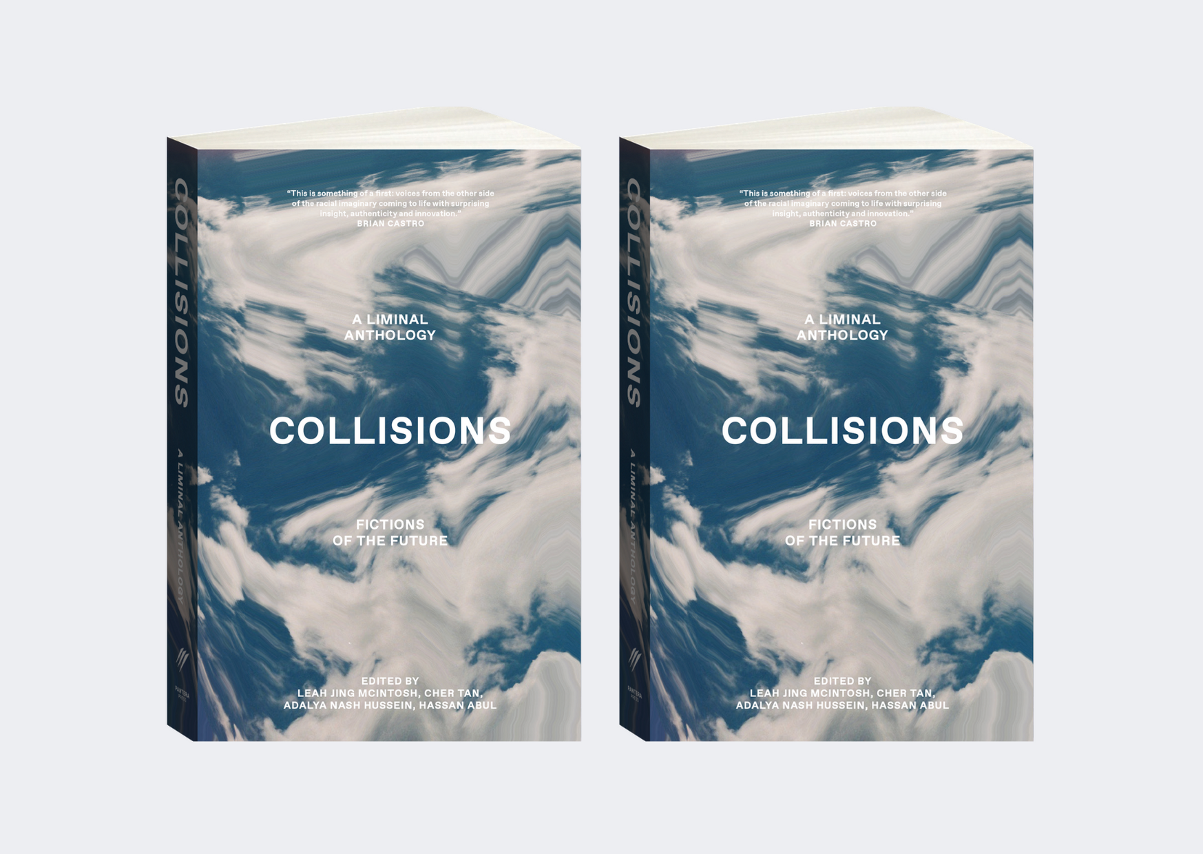 COLLISIONS: Fictions of the Future an Anthology of Australian Writers of Colour
