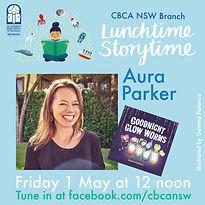 Storytime Live! Aura Parker