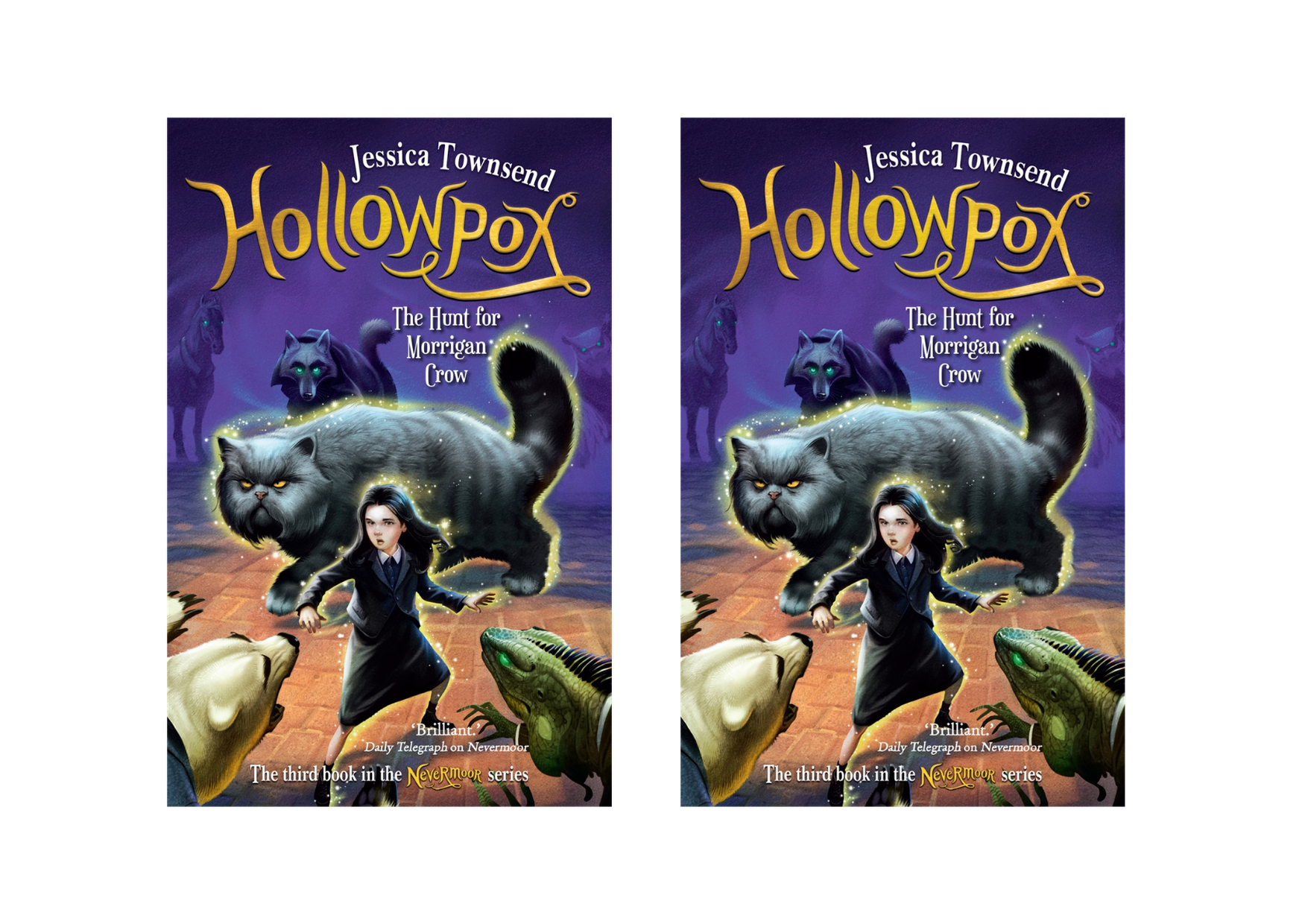 Hollowpox: The Hunt for Morrigan Crow: N