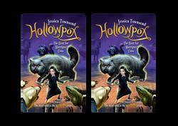 Hollowpox: The Hunt for Morrigan Crow: N