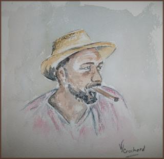 le fumeur de cigare