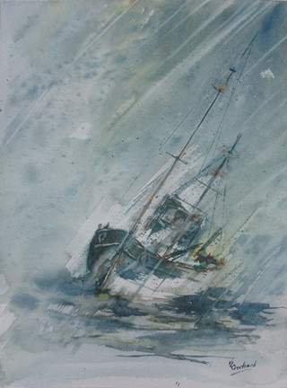 Le bateau ivre