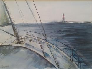 En route vers le phare