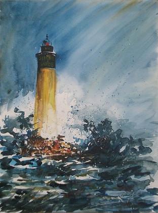 Le phare Jeaume Garde