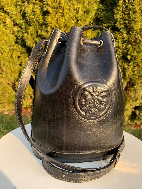 Vintage Fendi Janus Bucket Bag