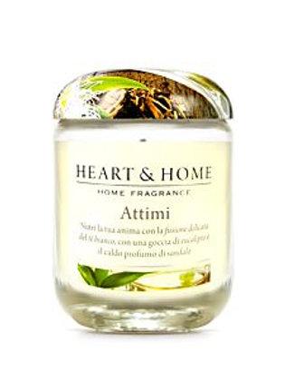 HEART & HOME ATTIMI - TE BIANCO