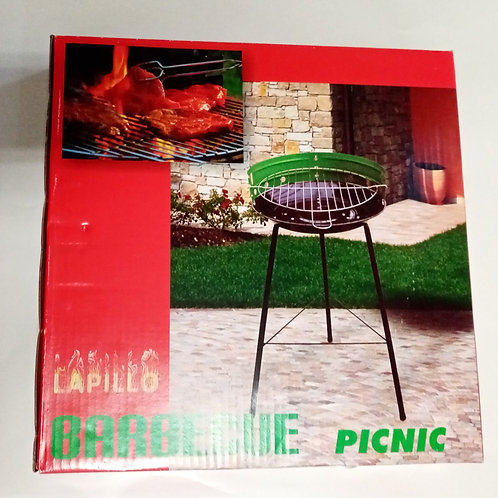 BARBECUE PICNIC LAPILLO - CDF 06297 VERDE