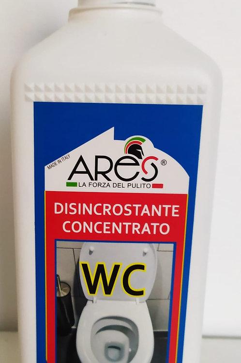 DISINCROSTANTE CONCETRATO W.C