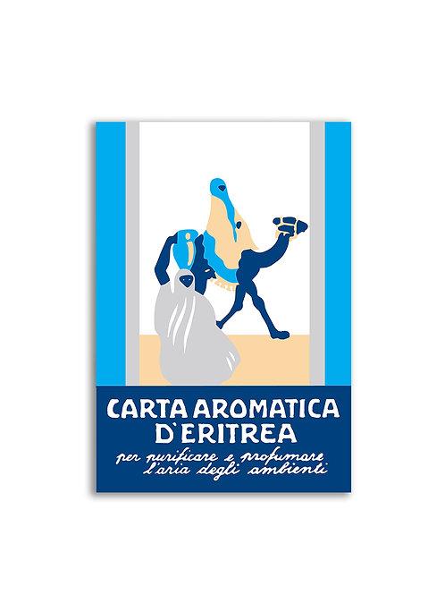CARTA AROMATICA D'ERITREA ESSENCE DE TOUAREG 24 LISTELLI