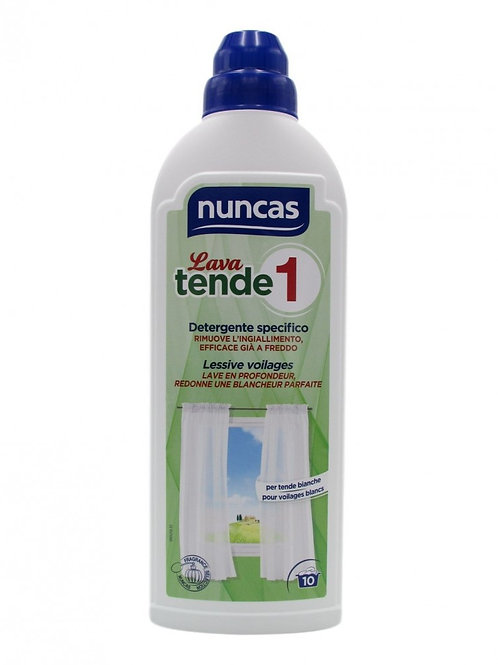 DETERGENTE SPECIFICO LAVA TENDE  1 NUNCAS  750 ML