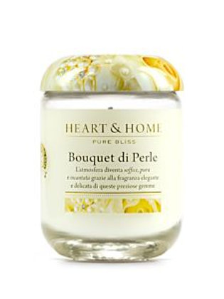 HEART & HOME BOUQUET DI PERLE