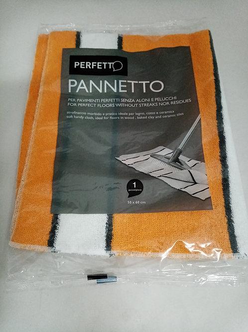 """PANNO PAVIMENTO IN COTONE """"PANNETTO"""""""