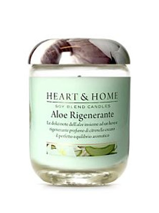 HEART & HOME ALOE RIGENERANTE