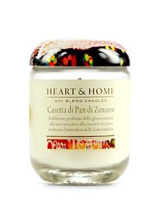 HEART & HOME CASETTA DI PAN DI ZENZERO