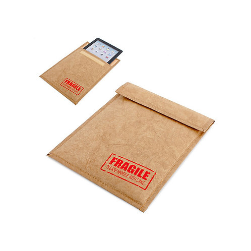 CUSTODIA IPAD FRAGILE TYVEK - BALVI 25631
