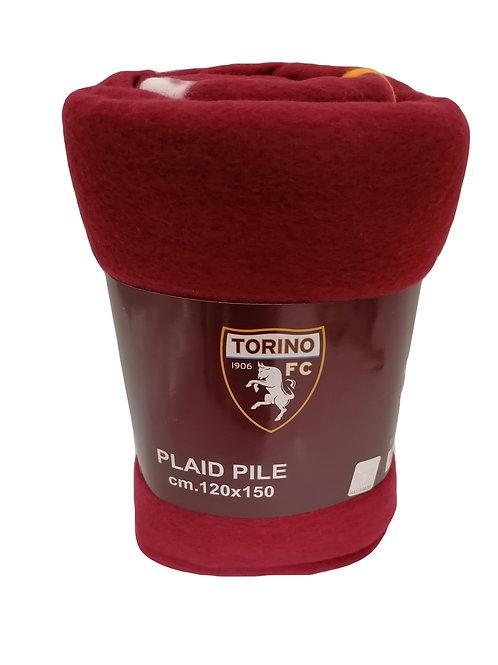 PLAID IN PILE TORINO FC UFFICIALE ARTICOLO AA1149639